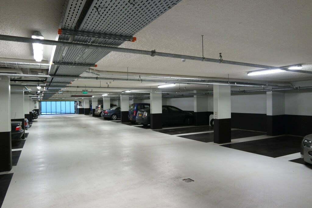 Sonotex parkeergarage